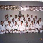 1-Seminário e ciclo de treinamentos com Kasagawa Sensei