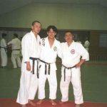 1-Seminário e ciclo de treinamentos na Shodokan Honbu Dojo