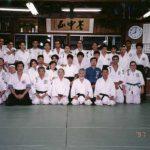 2-Treino na Kofukan, dojo de Wazaki Shihan