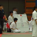 11-Jo Tada como √°rbitro oficial da Shodokan Aikido Federation