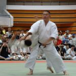Demonstração de Nariyama Shihan
