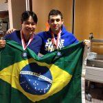 Conquista da Medalha de Bronze